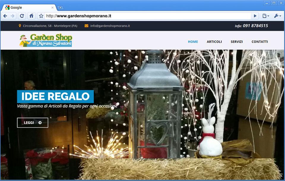 Garden Shop Morano
