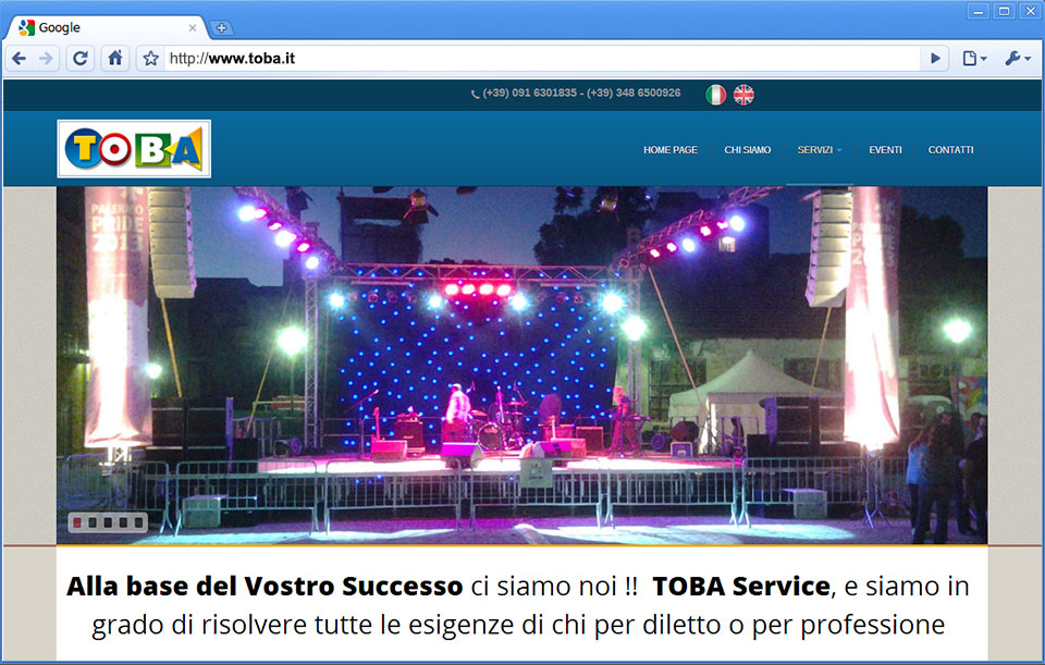 Toba Service
